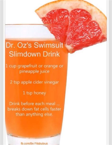 Doctoroz Detox by Dr Oz Slim Drink Healthy