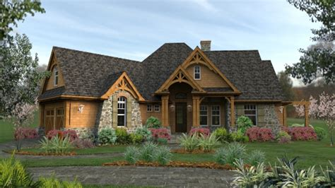 cottage type house plans brick floor in kitchen cottage style homes best craftsman style house plans kitchen