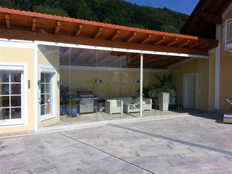überdachte terrasse alu glas 220 berdachung f 252 r dachterrasse aus glas in ober 246 sterreich