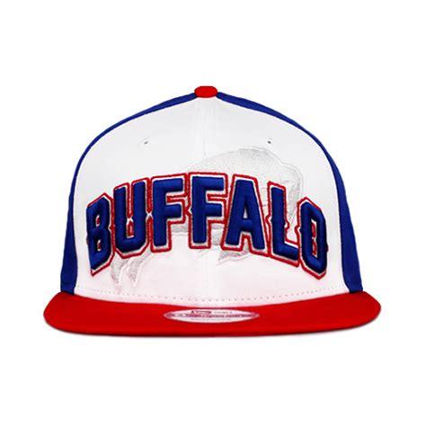 buffalo bills colors buffalo bills the nfl draft snapback team colors new era