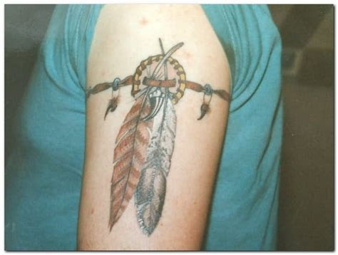 Indian Tattoo Images Designs Indian Feather Tattoos Designs