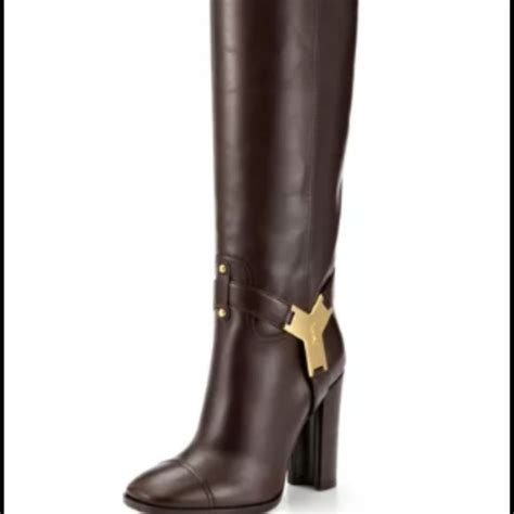ysl boots 19 yves laurent boots ysl leather thelma