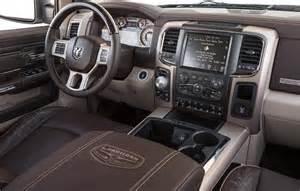 dodge ram 2015 interior