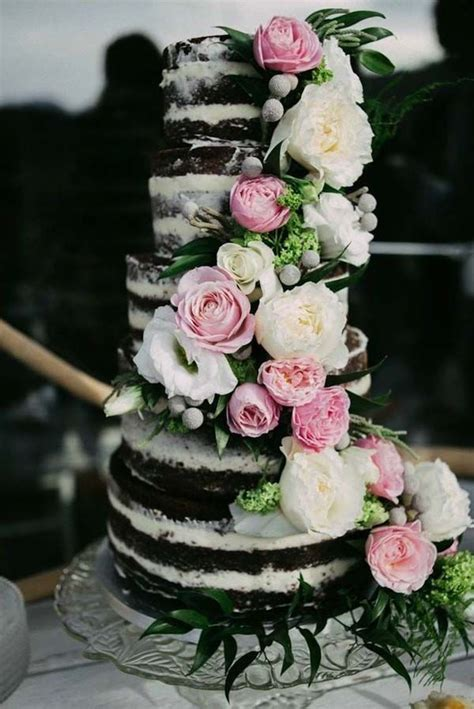 Chocolate Wedding Cake Ideas by 25 Best Ideas About Peony Wedding Cakes On