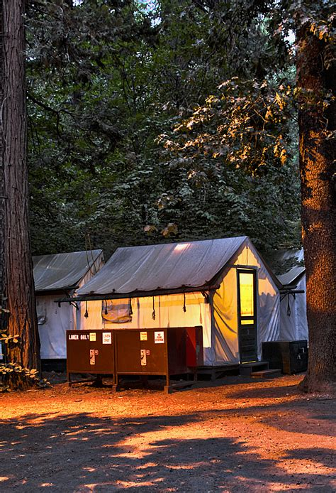 Cabins In Yosemite Valley by Yosemite S Curry Times With The