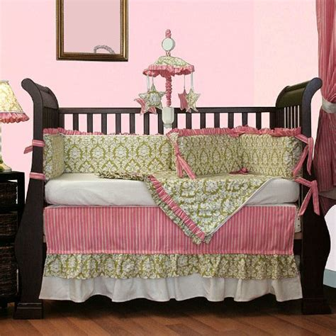Best Place To Buy Crib Bedding Best Buy Hoohobbers 4 Crib Bedding Versailles Green Free Shipping Baby Care