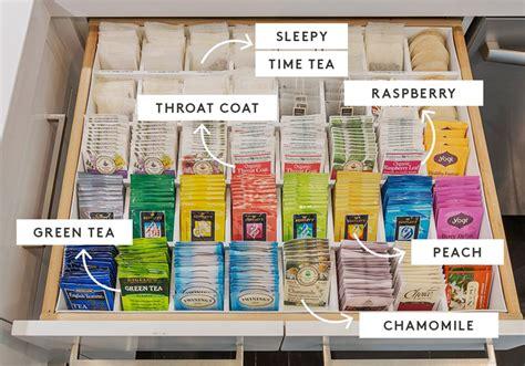 khloe kardashian organization khlo 233 kardashian s tea drawer is crazy in the best way