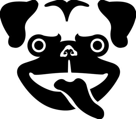 pug logo pug logo by meir ben gigi on behance