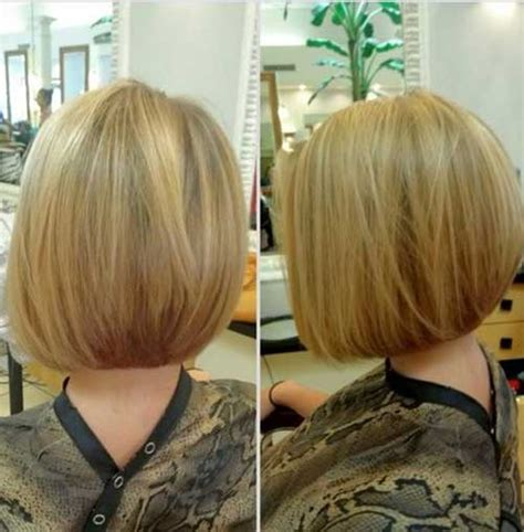 back view bob hairstyles for fine hair bob cuts for fine hair short hairstyles 2017 2018