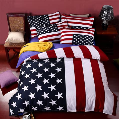 Flag Comforter by Flag American Flag Bedding Set High Quality Bed