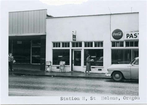 City Plumbing St Helens by When The Building Was The Houlton Post Office In St
