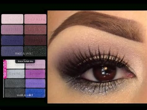 eyeshadow tutorial watch me wet n wild palette tutorial youtube
