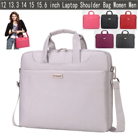 Tas Laptopsoft Casesarung Laptop 12 14 15 Inch 12 13 3 14 15 15 6 inch laptop bag notebook bag shoulder messenger waterproof computer