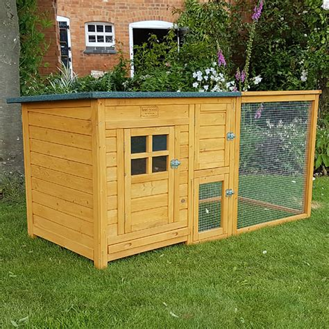 buy hen house chicken coop run hen house poultry ark home nest box coup coops rabbit hutch 5060250044273