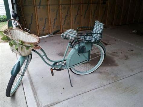 schwinn baby seat 17 best ideas about schwinn bikes on vintage