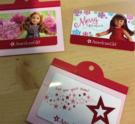 American Girl Gift Card - how to save on american girl dolls the jetset family