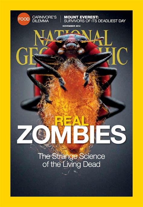 Virus Of The Mind The New Science Of The Meme - this month in national geographic parasites and their