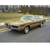 1972 Plymouth Fury Sport Suburban Station Wagon  I