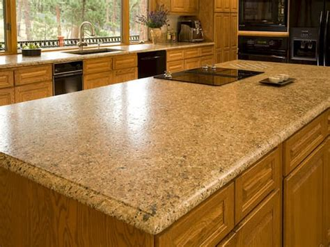 Leather Granite Countertops by Leathered Brown Vincenza Granite Kitchen Countertops Yelp