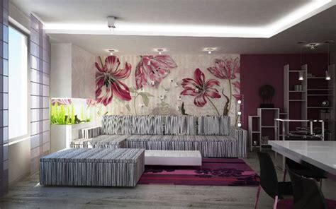 wallpaper design for home interiors какие обои выбрать для зала в квартире основные нюансы