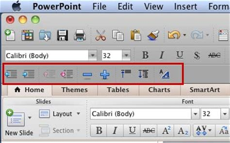 Powerpoint Outline View Mac by Advanced Outline Pane Options In Powerpoint 2011 For Mac