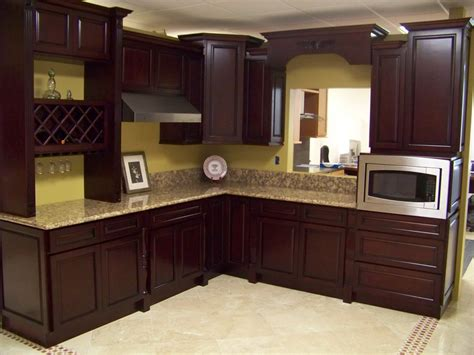 what color flooring go with dark kitchen cabinets paint colors with cherry wood fabulous kitchen wall