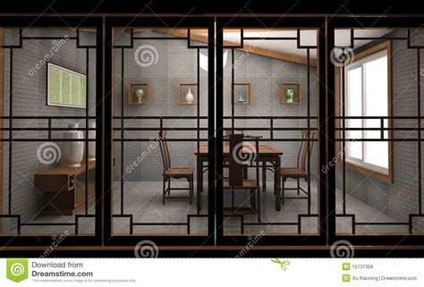asian tea house chinese tea house royalty free stock photos image 12737358