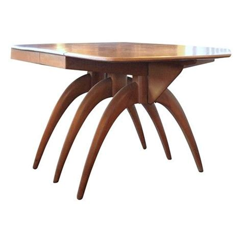 heywood wakefield butterfly dining table heywood wakefield butterfly wood dining table tables