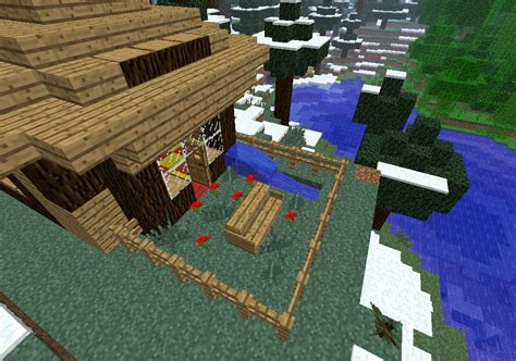 cool house minecraft project cool house with a garden minecraft project