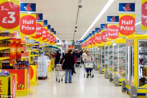 Hm Shopping Posters For Impulsive Buyers by Supermarkets Agree To End Discount Cons That Tempt