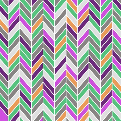Chevron Pattern coral chevron pattern background