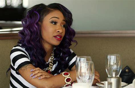 siya hairstyles from the sisterhood of hip hop set inside episode 1