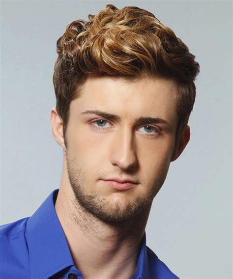 haircuts for men sarasota short wavy formal hairstyle medium brunette