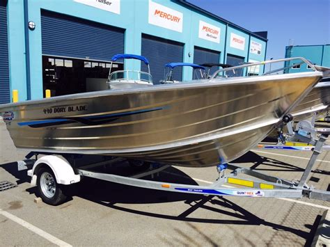 dory boat stability new quintrex 440 dory for sale boats for sale yachthub