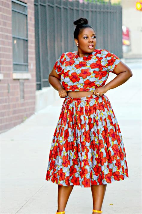 ankara tops styles hot and trendy ankara crop top styles vol 2