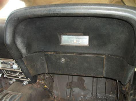 ford mustang fastback raven black fold  rear seat