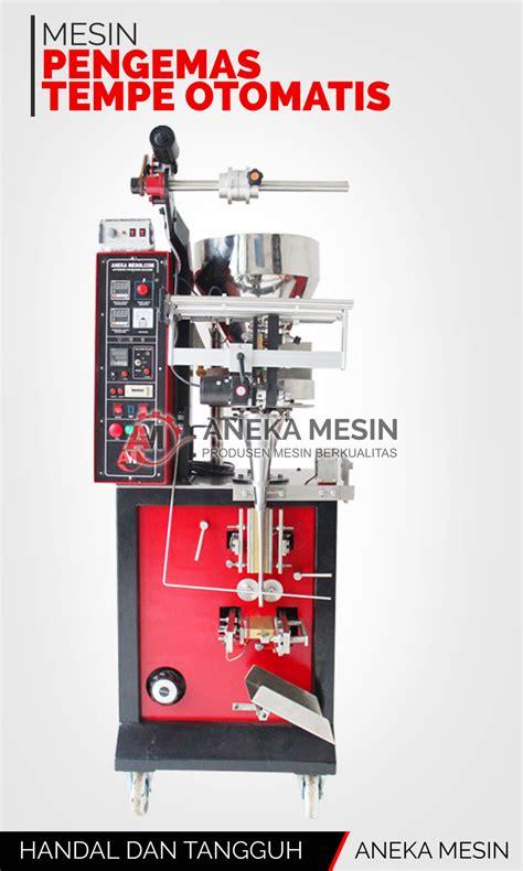 Mesin Kemasan Renceng Mesin Pengemas Butiran Aneka Mesin Pengemas