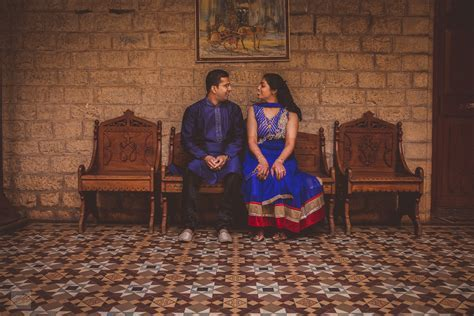Swami & Rashmi // Tambrahm Couple Shoot // Candid Wedding