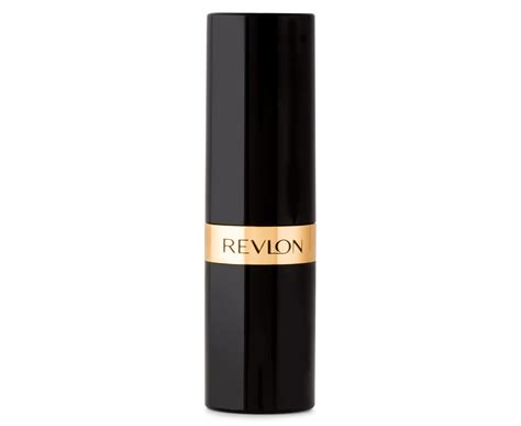 Lipstick Revlon Velvet catchoftheday au revlon lustrous lipstick