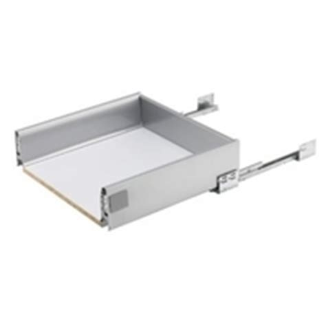 Wickes Drawer Runners by 163 44 It Kitchens Prestige Silver Effect Soft Drawer