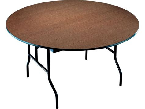 60 round folding 60 quot round plywood folding table spt 60 p folding tables