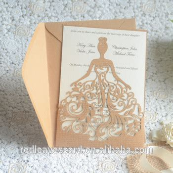 Wedding Card Design And Printing by China Supplier Modern Design 3d Printing Wedding
