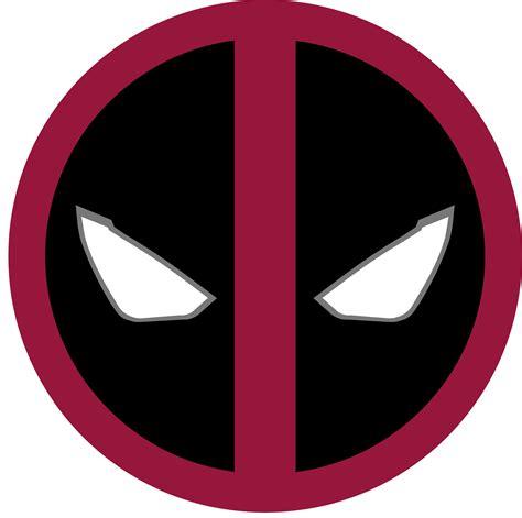 Deadpool Custom Logo Template Photoshop Illustrater Deadpool Pinterest Logo Templates Customizable Logo Templates