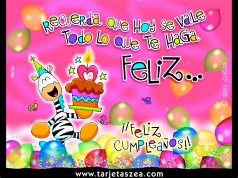 imagenes para cumpleaños tia feliz cumplea 241 os guille youtube
