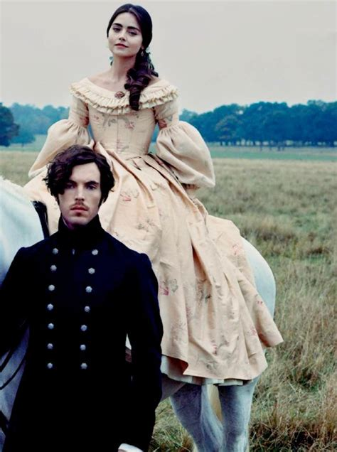 itv drama queen victoria victoria and albert from vogue us january 2016 itv