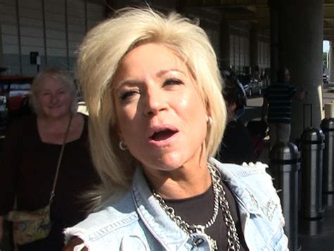 photo of theresa caputos mom long island medium theresa caputo gets thunderous