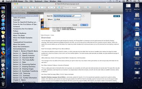 epub format mac reader how to convert epub to pdf on mac os x enolsoft blog