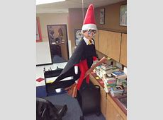 Elf on the Shelf Ideas for the Classroom - Paige's Party Ideas Elf On The Shelf Ideas For Kids