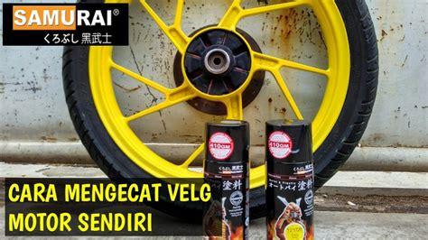 Cat Oven Velg Motor harga nge cat velg motor automotivegarage org