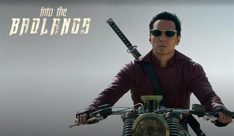 amc tv show into the badlands into the badlands amc releases extended fight scene from
